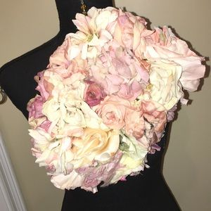 Handbags - Floral clutch custom millinery New Orleans